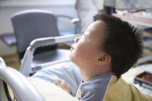 Enfant hospitalisé
