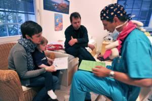 enfant consigne préopératoire