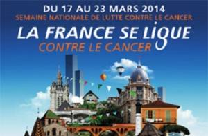 La France se ligue contre le cancer