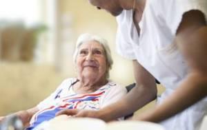 Aide à la personne âgée